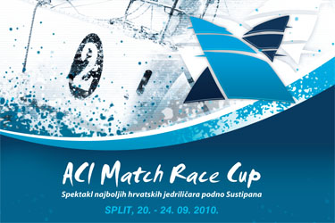 ACI Match Race 2010 plakat